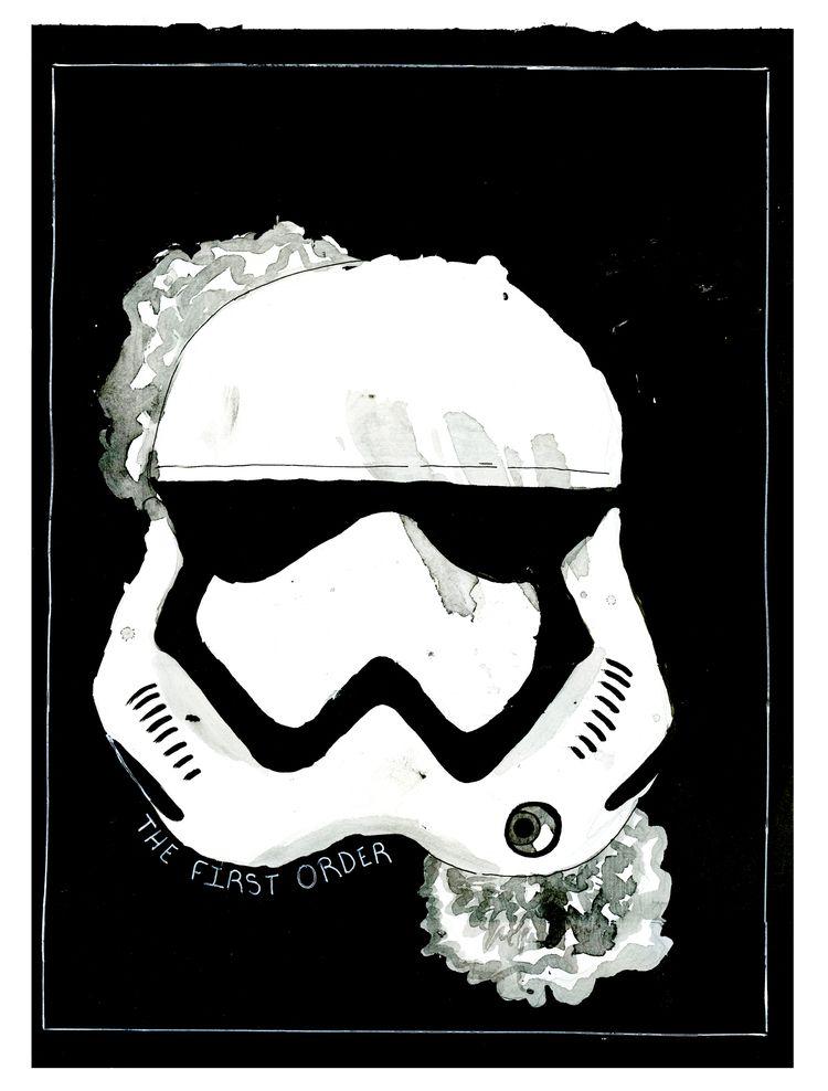 Troopers Trilogy - starwars, stormtrooper - chiapet-irl | ello