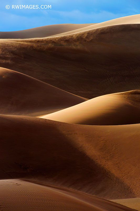 GREAT SAND DUNES NATIONAL PARK  - robert-wojtowicz-photography | ello