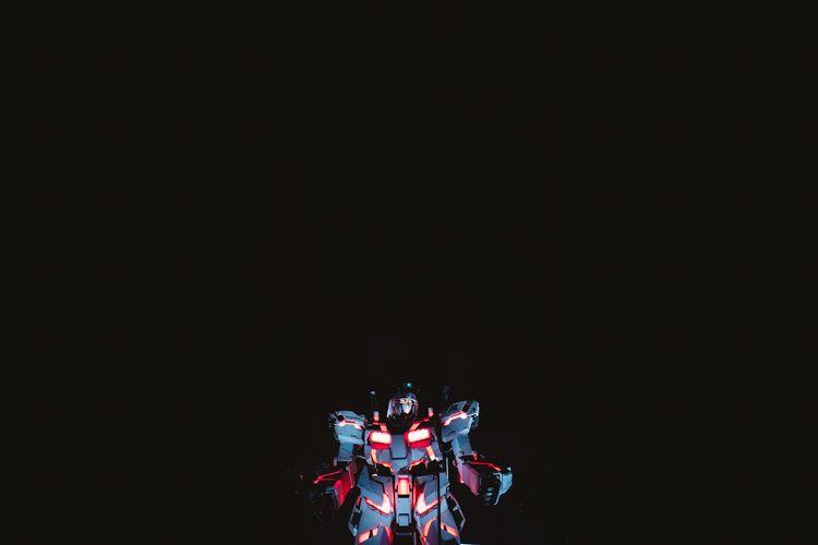 Gundam, Odaiba, Tokyo - tokyo, japan - adamkozlowski   ello