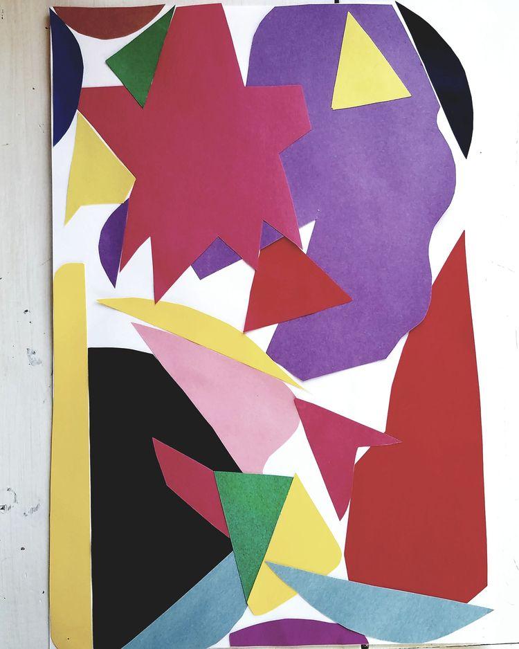 Working Abstract Art - abstractart - natureisfree   ello