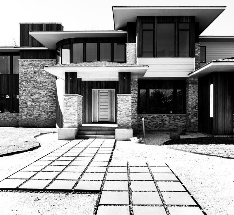 Frank Lloyd Wright inspired hou - junwin | ello