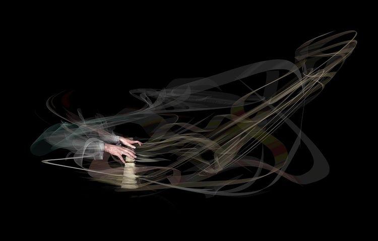 Pianist - digitalpainting, piano - gonzalogolpe | ello