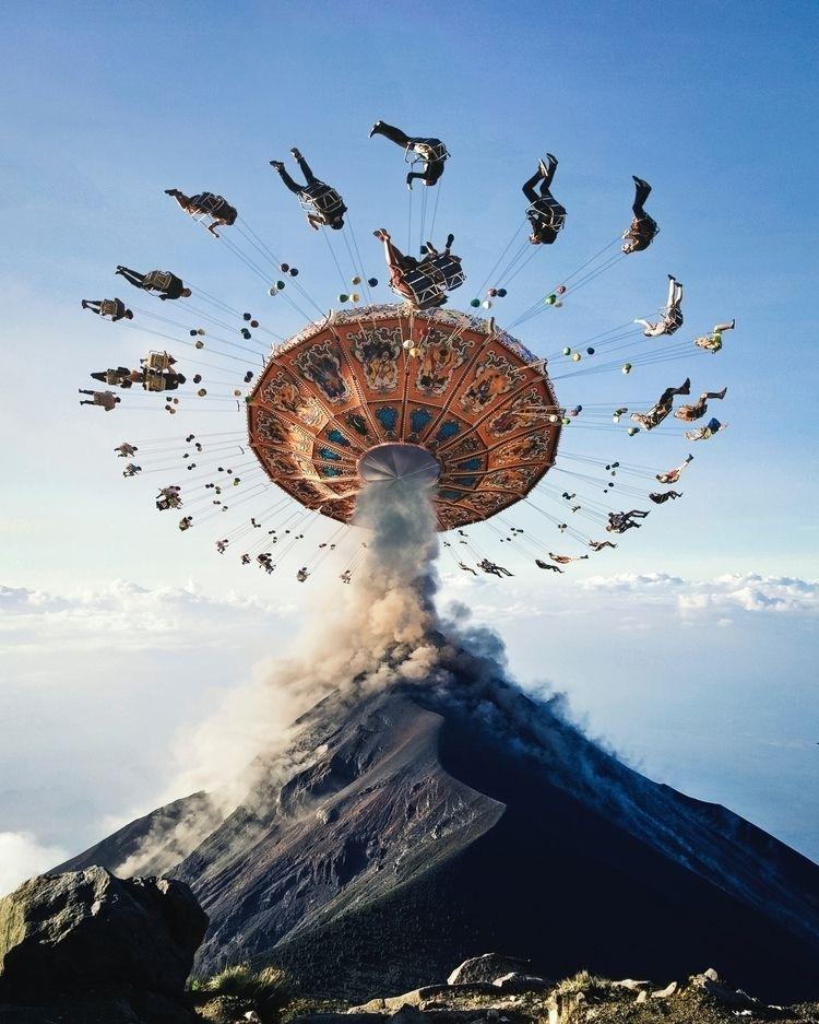 Eruption Joy // Website Instagr - jstnptrs | ello