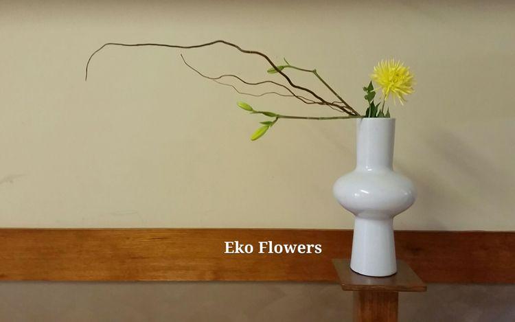 ikebana, design - ekoflowers | ello