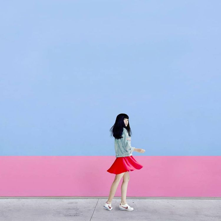 Surreal Minimalism: Candy Color - photogrist | ello