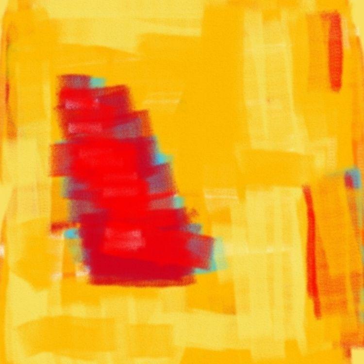 deep thinking 2018  - art, abstractart - dauntingr | ello