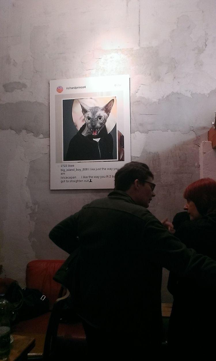 Vienna.#artshow. art - Café, contemporary - ivicacapan   ello