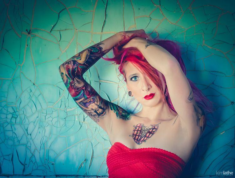 favorite model shoot - kimberlylathe | ello