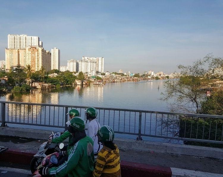 Rạch Thầy Tiêu, Tân Phong - river - sezzyharris   ello