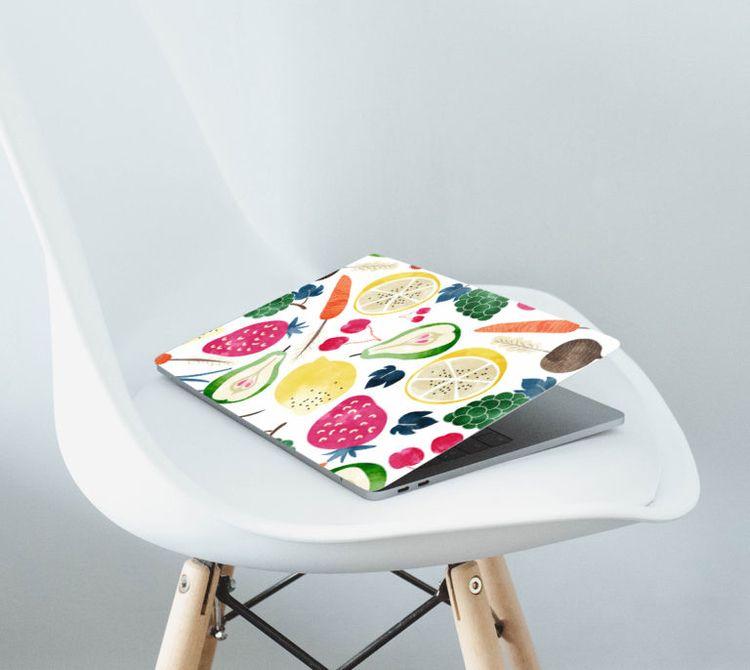 'Veggie Heaven' Macbook Case - casetify - 83oranges   ello