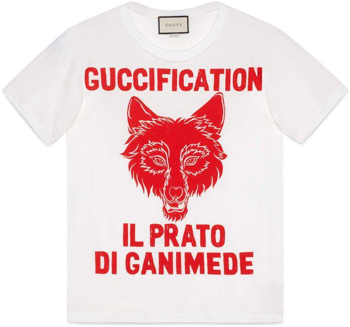 Gucci Il Prato di Ganimede Gucc - karadailyfashion | ello