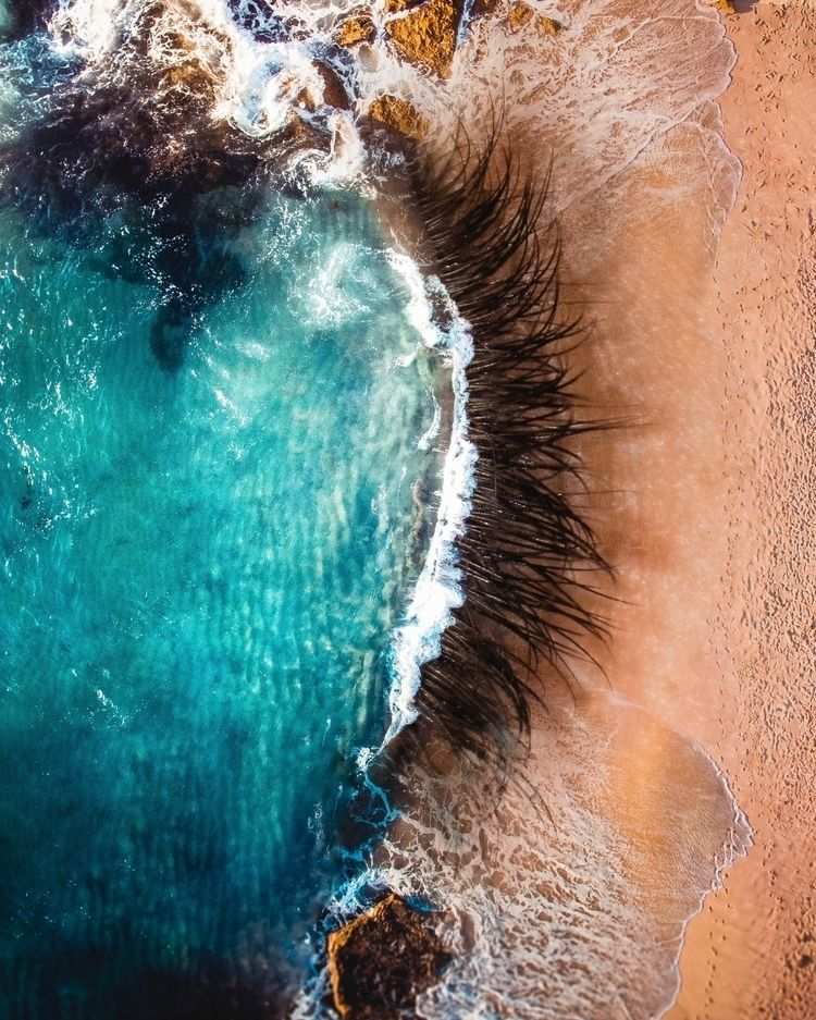 Sea Eye - art, photography, surreal - jstnptrs | ello