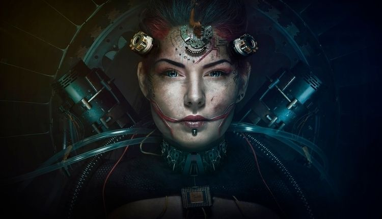 Cybernetic Warrior Photographer - henrysoderlund | ello