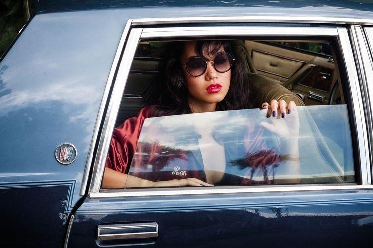 Campaign Les Belles Lunettes - sunglasses - patricefumacourtis | ello
