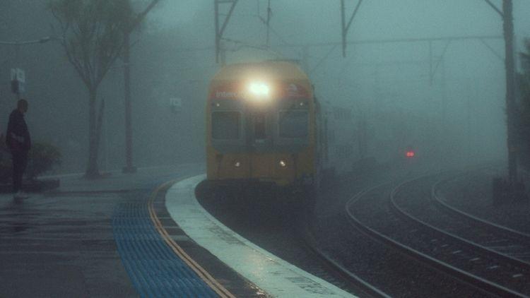 loves trains - train, travel, cinematic - traumr | ello