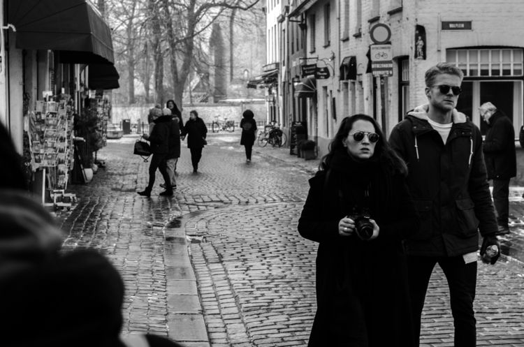 city - photography, blackandwhite - robryr | ello