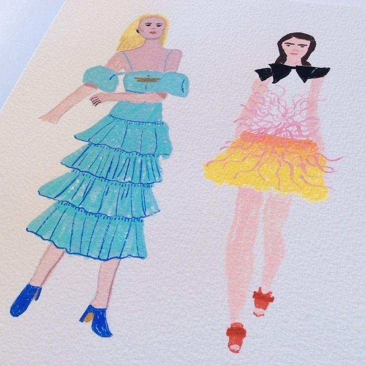Love dresses! vibrant carefree  - lydiajan | ello