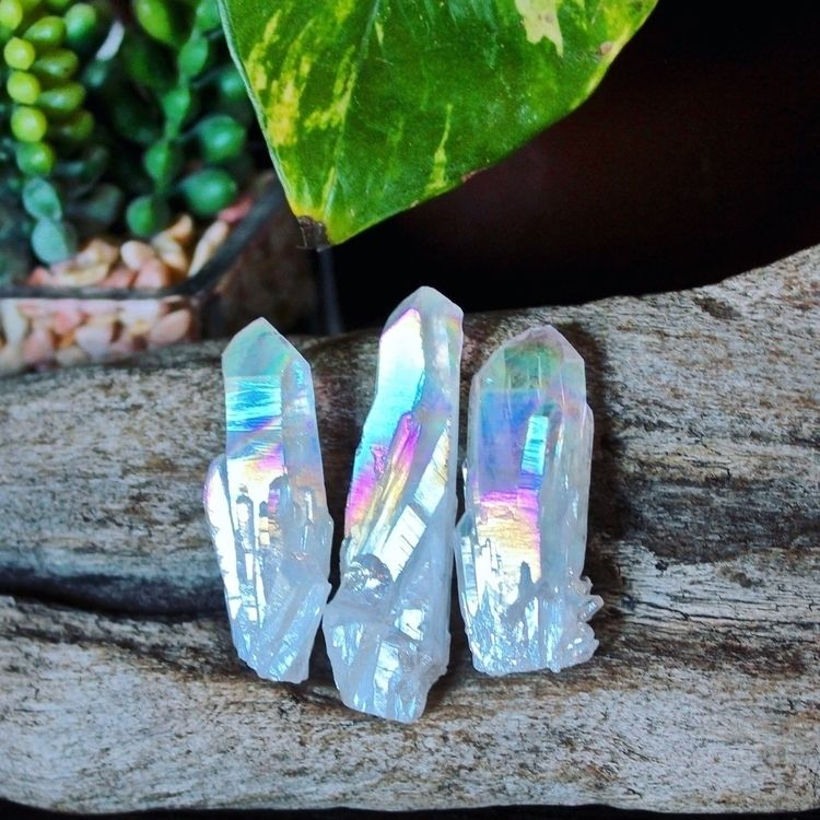 Rainbow magic - crystals, hippievibes - mermaidtearshawaii | ello
