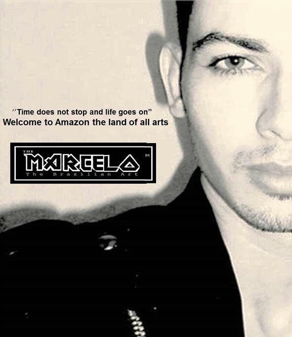 Amazon inspiration. land arts,  - marcello-amazon | ello