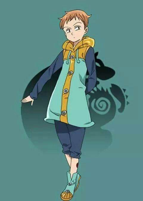 King 7 Pecados Mortais - Animes - ricardomaginavevo   ello