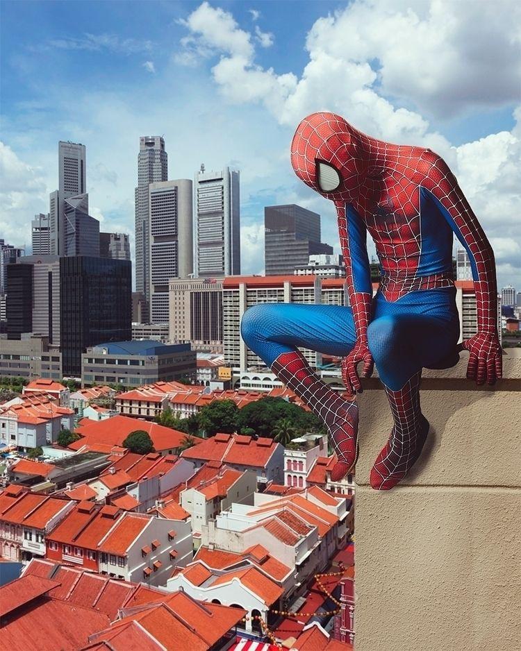 Allson Ng Spiderman Photographi - tedkwan | ello
