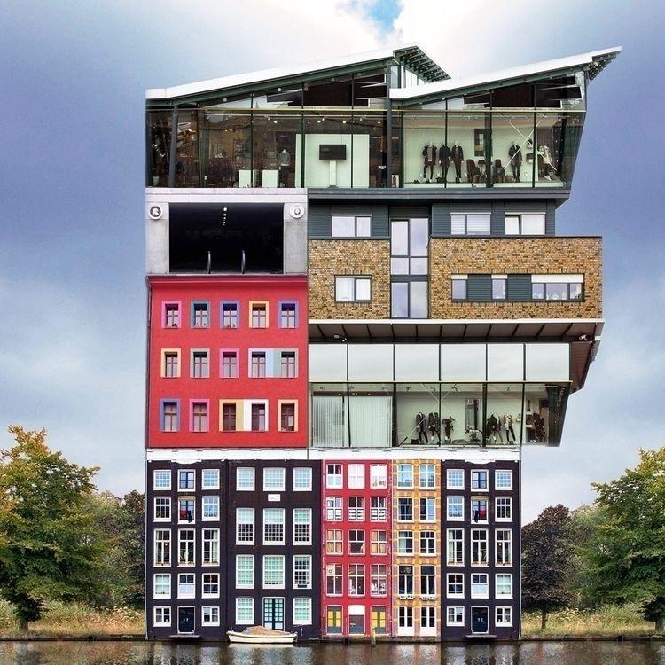fiction, architecture, study - _quanh_n | ello