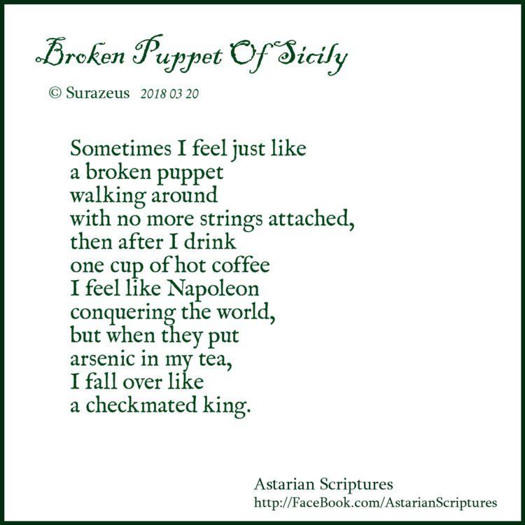 Broken Puppet Sicily Surazeus 2 - surazeus | ello