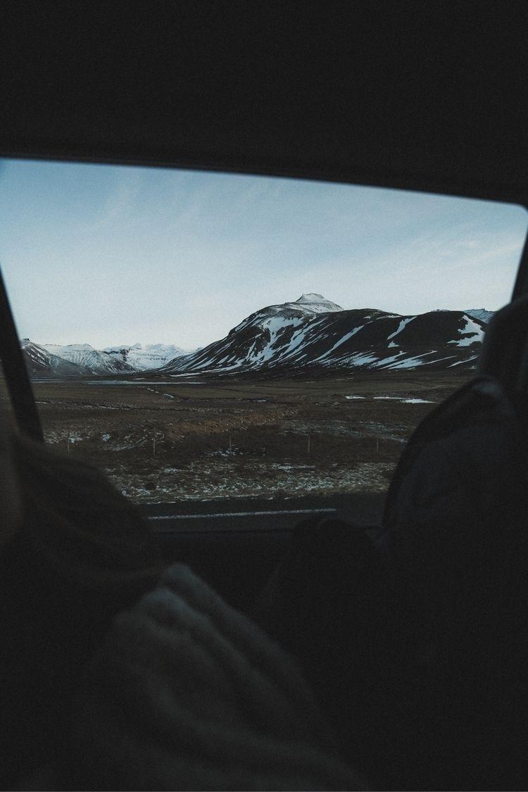 land Ice Fire  - iceland, photo - rusticatlas | ello