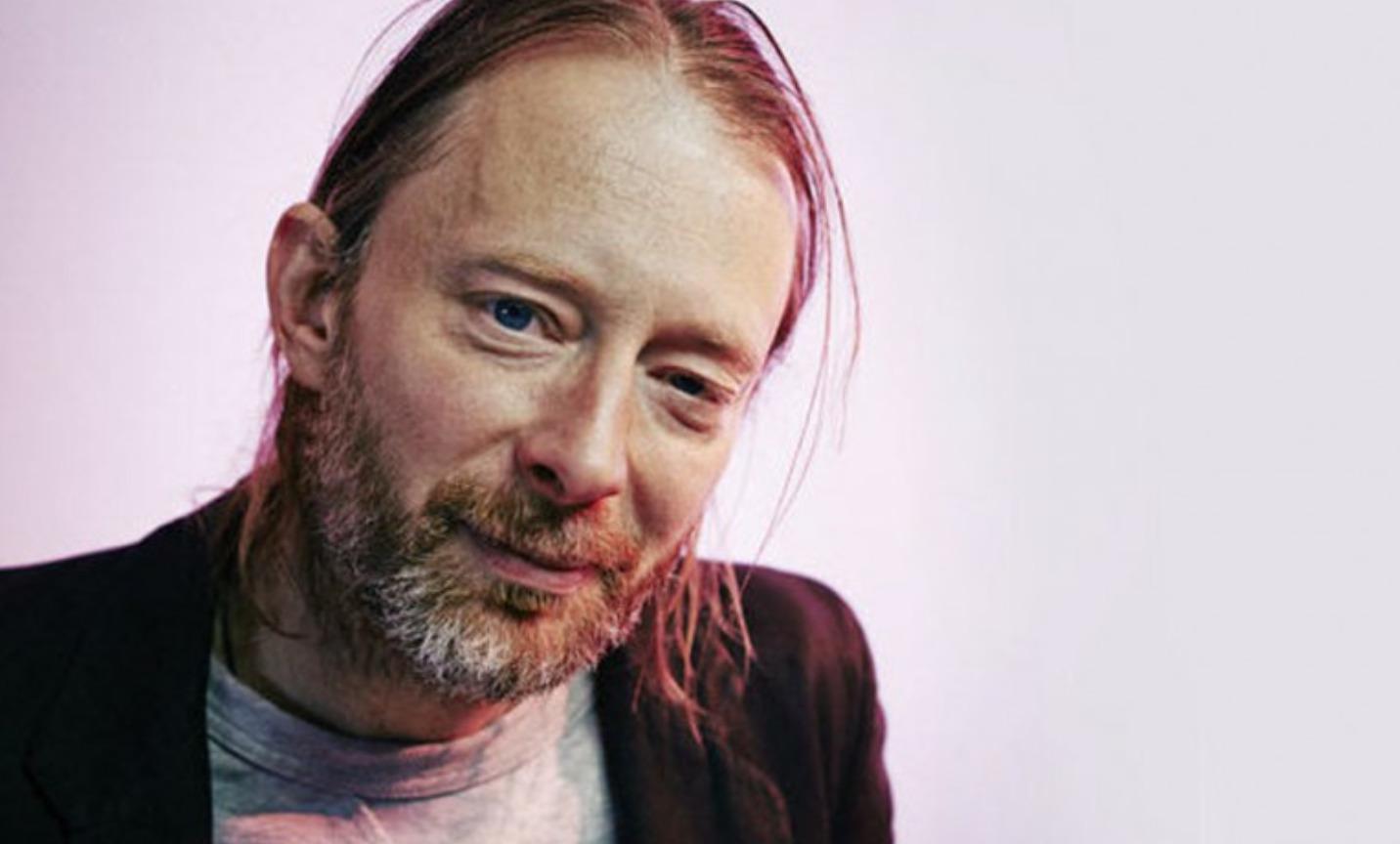 Mxdwn UK: Thom Yorke Announces  - mxdwn | ello