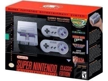 Super NES Classic Edition é igu - leandromelloos | ello