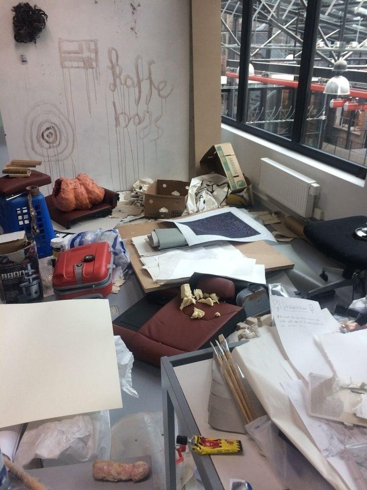 Rapport från ateljén - kjmh | ello