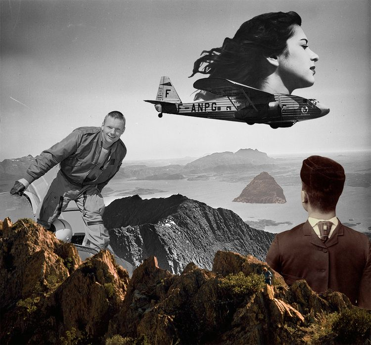 collage, collageart, collageartwork - vypunto | ello
