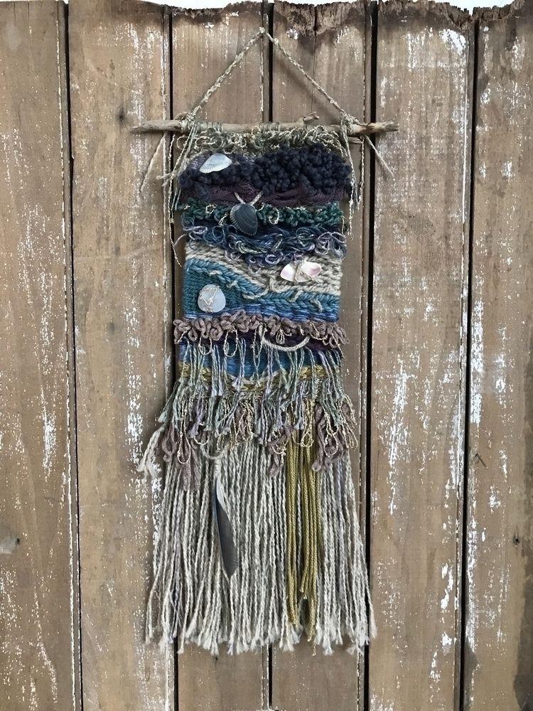 weaving. Ocean Shore - witchweave - witchweave   ello