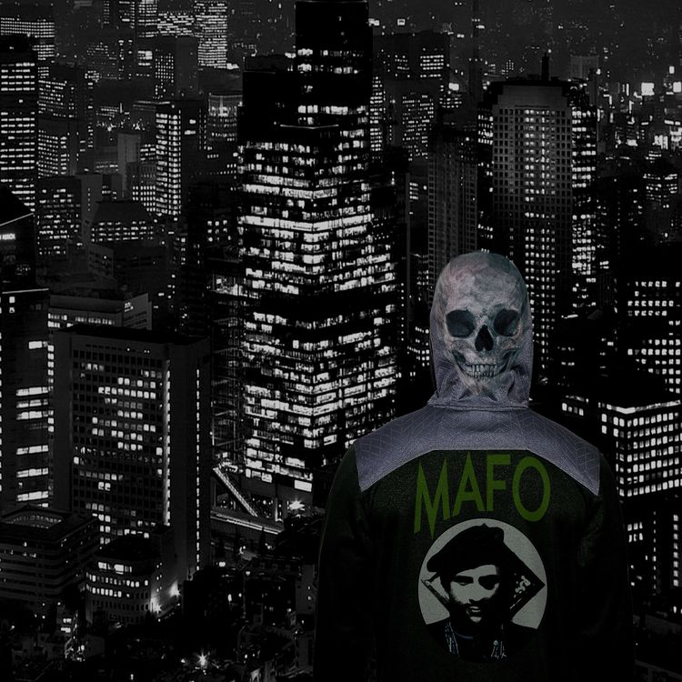 MAFO Ghost Tokyo... Fashionable - mafo   ello