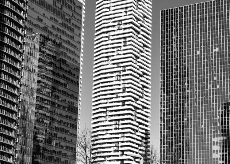 buildings follow - photography, toronto - somedoubt   ello