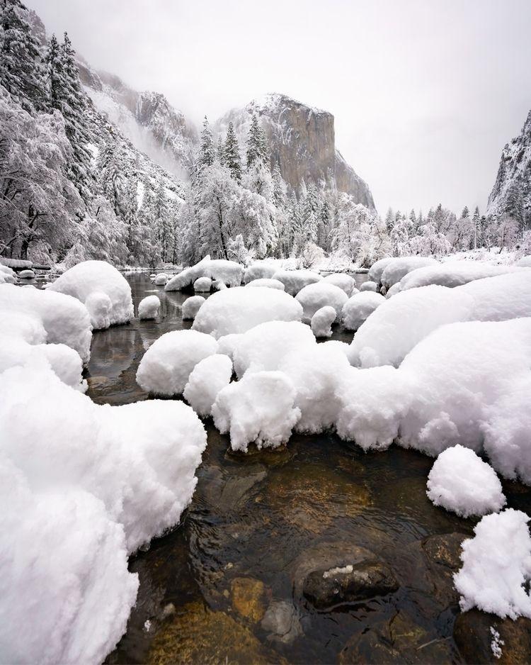 Snowy Pillows Epic winter wonde - longlucphotos | ello