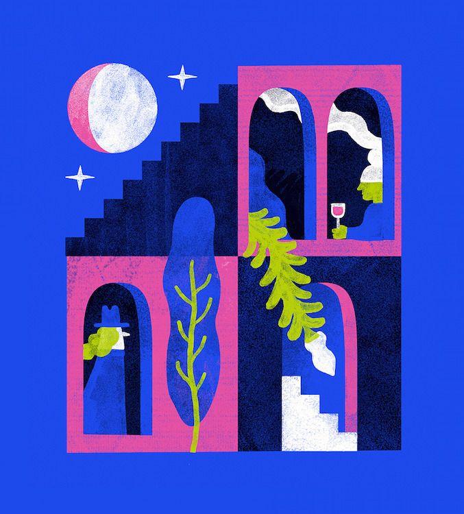 illustration, henricampea - henricampea | ello