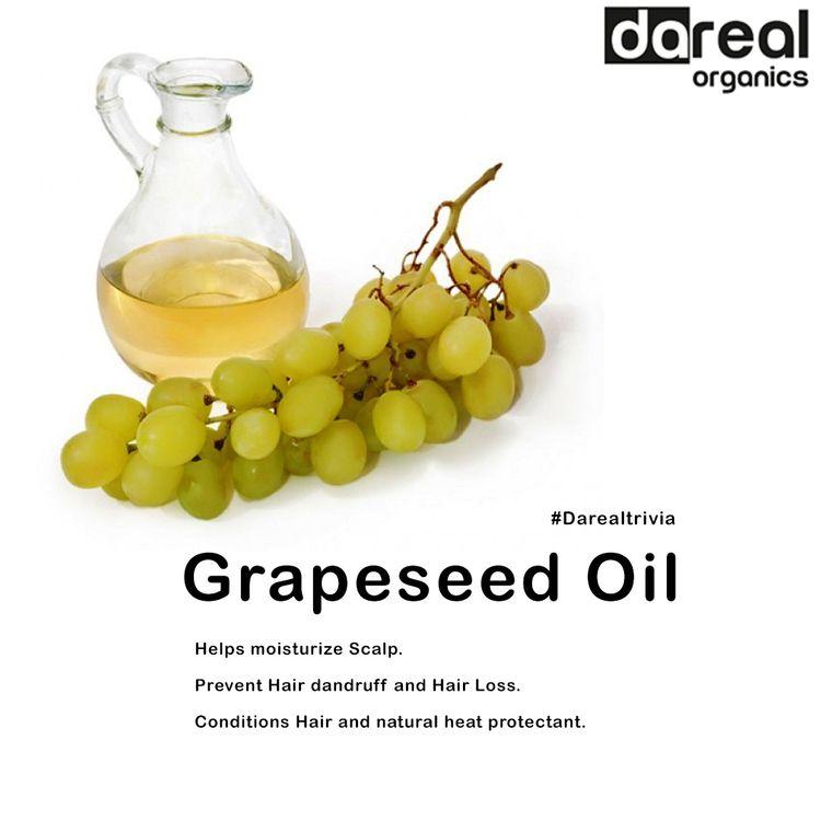 Benefits Grapeseed Oil - darealorganics - darealorganics | ello