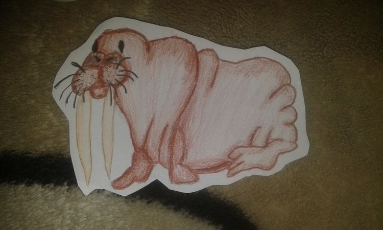 Haha ~~~~~ - animal, brown, drawing - ollcix3 | ello