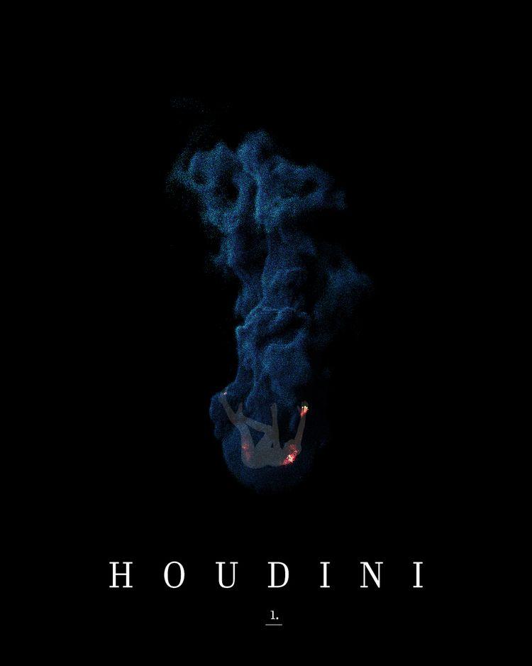 Houdini 1 - c4d, render, houdini - datadymon | ello