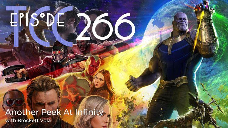 Citadel Cafe 266: Peek Infinity - joelduggan | ello