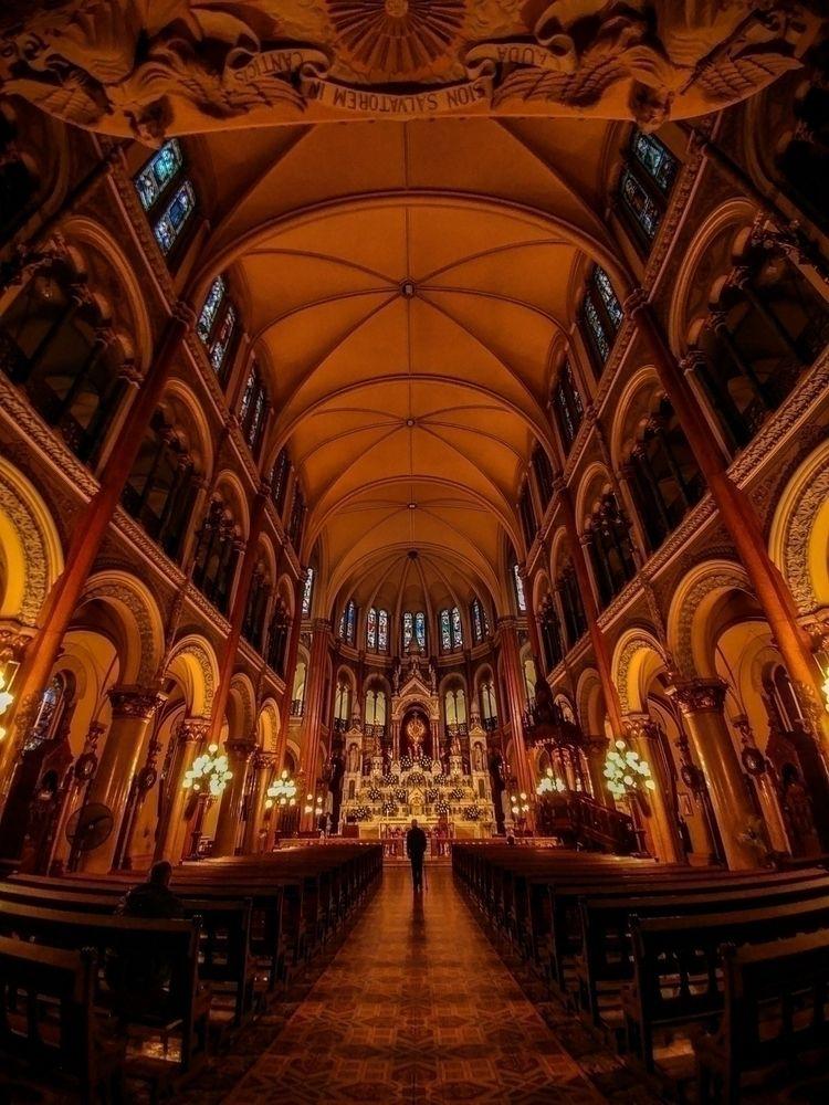 Church Buenos Aires, Argentina - francofafasuli | ello