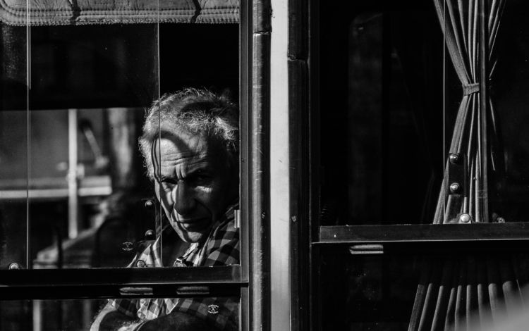Window - photography, blackandwhite - francofafasuli | ello