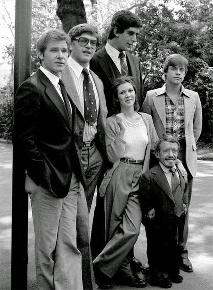 Left Han Solo, Darth Vader, Che - oldendaze | ello