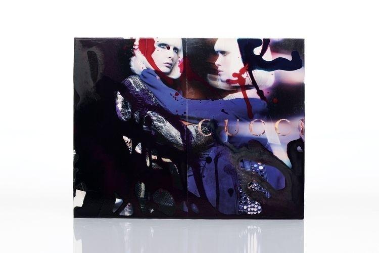 Cucci / Collage ink canvas 14 1 - precog80 | ello