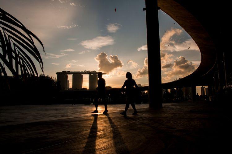Marina Barrage - Singapore - assomyron | ello