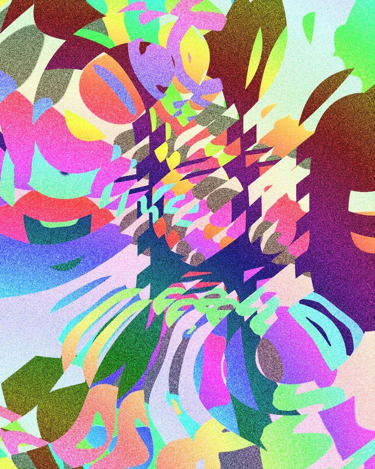 art, digitalart, mobileart, androidapps - crxtl   ello