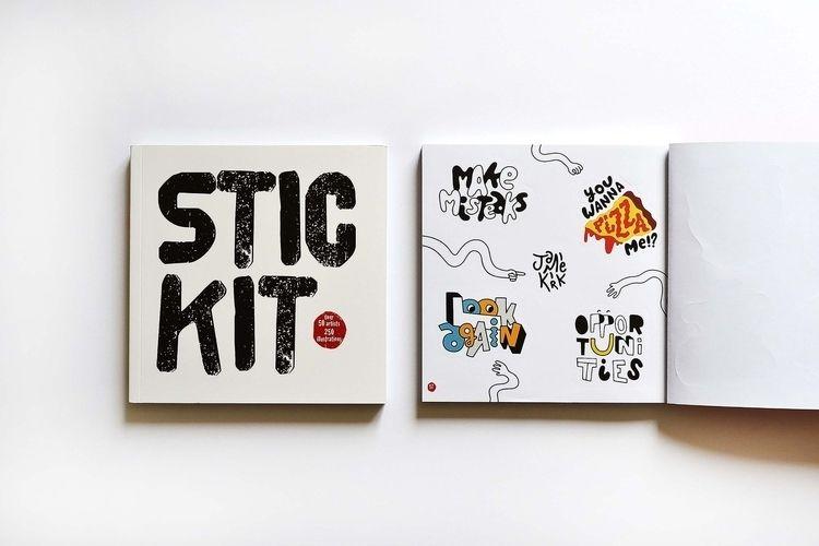 project 2016, work turned stick - jamiekirk | ello