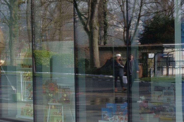 Multiple layers - reflection, mirroring - cherogus | ello