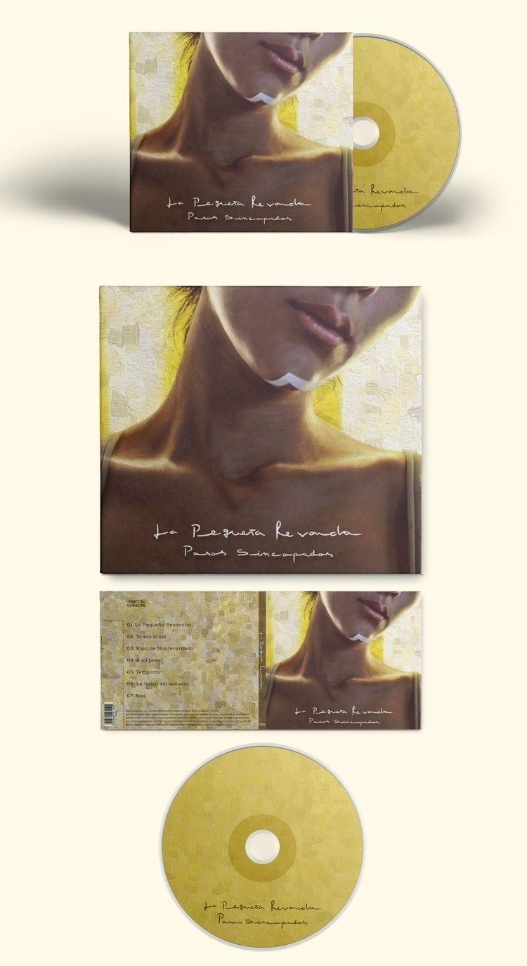 La Pequeña Revancha | Album Cov - vnessanieto | ello